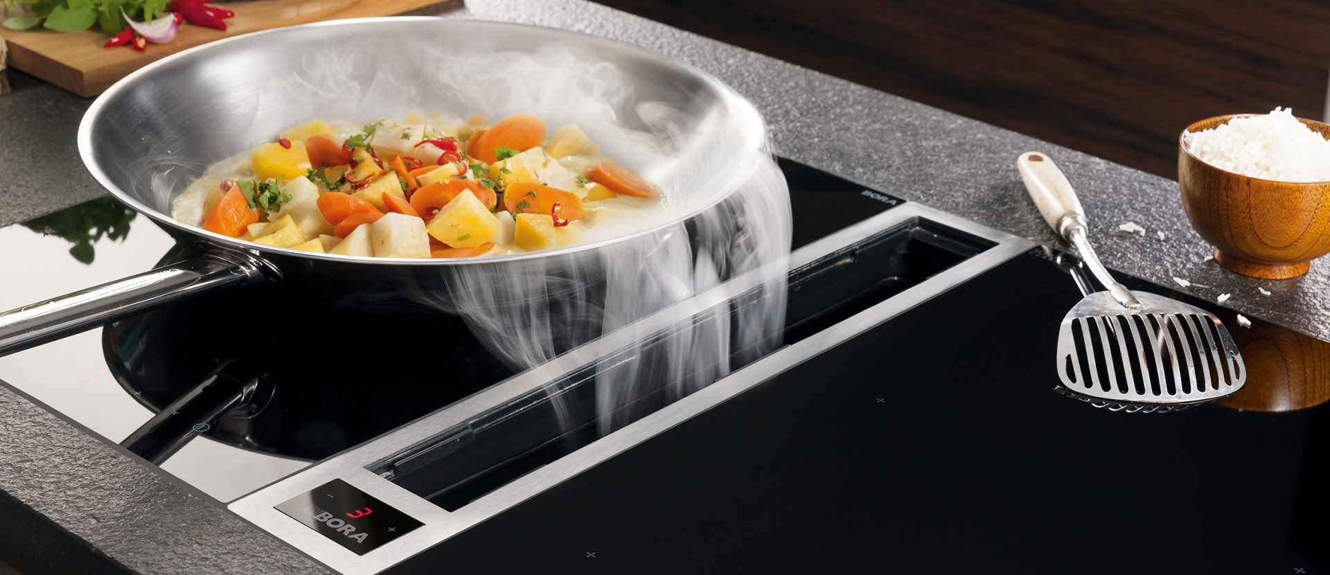 Passion Cuisines Elite - Cuisine modèle